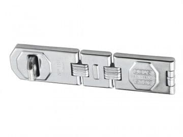 110/195 Hinged Hasp & Staple Carded 195mm